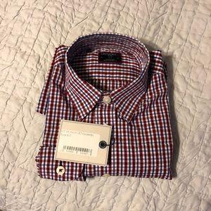 UNTUCKit Shirts & Tops - UNTUCKit boys long sleeve shirt NWT.